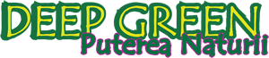 Produse naturiste Deep Green - Puterea Naturii